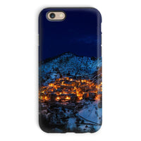 Castelmezzano Town Phone Case Iphone 6 / Tough Gloss & Tablet Cases