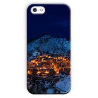 Castelmezzano Town Phone Case Iphone Se / Snap Gloss & Tablet Cases