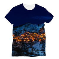Castelmezzano Town Sublimation T-Shirt S Apparel