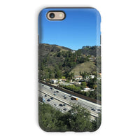 City In Mountains Highway Phone Case Iphone 6 / Tough Gloss & Tablet Cases