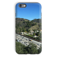 City In Mountains Highway Phone Case Iphone 6S Plus / Tough Gloss & Tablet Cases