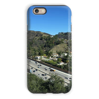 City In Mountains Highway Phone Case Iphone 6S / Tough Gloss & Tablet Cases