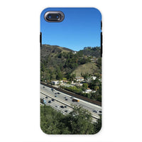 City In Mountains Highway Phone Case Iphone 7 / Tough Gloss & Tablet Cases
