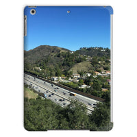 City In Mountains Highway Tablet Case Ipad Air Phone & Cases