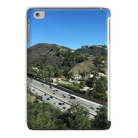 City In Mountains Highway Tablet Case Ipad Mini 2 3 Phone & Cases