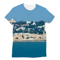 City Of Tunis From The Sea Sublimation T-Shirt Xs Apparel