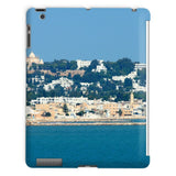 City Of Tunis From The Sea Tablet Case Ipad 2 3 4 Phone & Cases