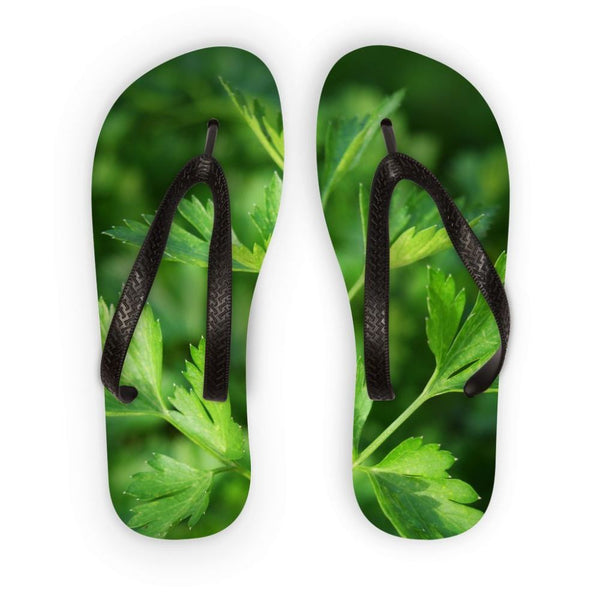 Close Picture Of Parsley Flip Flops S Accessories