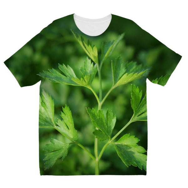 Close Picture Of Parsley Kids Sublimation T-Shirt 3-4 Years Apparel