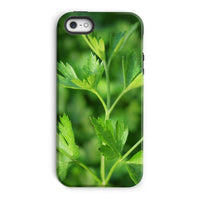 Close Picture Of Parsley Phone Case Iphone 5/5S / Tough Gloss & Tablet Cases