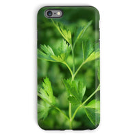 Close Picture Of Parsley Phone Case Iphone 6 Plus / Tough Gloss & Tablet Cases