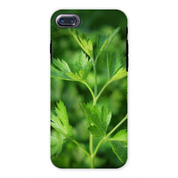 Close Picture Of Parsley Phone Case Iphone 7 / Tough Gloss & Tablet Cases