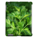 Close Picture Of Parsley Tablet Case Ipad 2 3 4 Phone & Cases