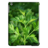Close Picture Of Parsley Tablet Case Ipad Air Phone & Cases