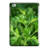 Close Picture Of Parsley Tablet Case Ipad Mini 4 Phone & Cases