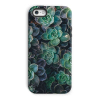 Close-Up Of Green Flowers Phone Case Iphone 5/5S / Tough Gloss & Tablet Cases