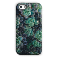 Close-Up Of Green Flowers Phone Case Iphone 5C / Tough Gloss & Tablet Cases