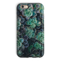 Close-Up Of Green Flowers Phone Case Iphone 6 / Tough Gloss & Tablet Cases