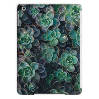 Close-Up Of Green Flowers Tablet Case Ipad Air 2 Phone & Cases