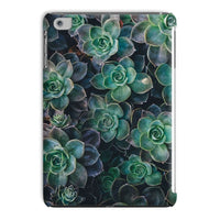 Close-Up Of Green Flowers Tablet Case Ipad Mini 4 Phone & Cases
