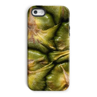 Closeup Of A Pineapple Skin Phone Case Iphone 5/5S / Tough Gloss & Tablet Cases