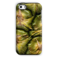 Closeup Of A Pineapple Skin Phone Case Iphone 5C / Tough Gloss & Tablet Cases