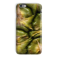Closeup Of A Pineapple Skin Phone Case Iphone 6S Plus / Snap Gloss & Tablet Cases