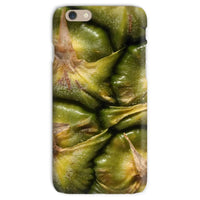 Closeup Of A Pineapple Skin Phone Case Iphone 6S / Snap Gloss & Tablet Cases