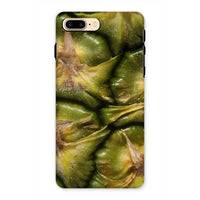 Closeup Of A Pineapple Skin Phone Case Iphone 7 Plus / Tough Gloss & Tablet Cases
