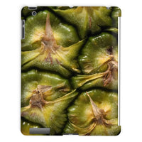 Closeup Of A Pineapple Skin Tablet Case Ipad 2 3 4 Phone & Cases