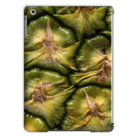 Closeup Of A Pineapple Skin Tablet Case Ipad Air 2 Phone & Cases