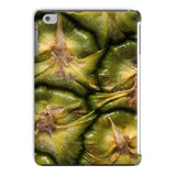 Closeup Of A Pineapple Skin Tablet Case Ipad Mini 4 Phone & Cases