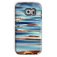 Closeup Of Waves In Water Phone Case Galaxy S6 Edge / Tough Gloss & Tablet Cases
