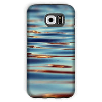 Closeup Of Waves In Water Phone Case Galaxy S6 / Tough Gloss & Tablet Cases