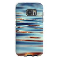 Closeup Of Waves In Water Phone Case Galaxy S7 / Tough Gloss & Tablet Cases