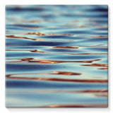 Closeup Of Waves In Water Stretched Canvas 14X14 Wall Decor