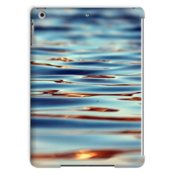 Closeup Of Waves In Water Tablet Case Ipad Air Phone & Cases