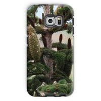 Closeup Picture A Pine Tree Phone Case Galaxy S6 Edge / Tough Gloss & Tablet Cases