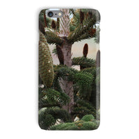 Closeup Picture A Pine Tree Phone Case Iphone 6 Plus / Snap Gloss & Tablet Cases