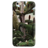 Closeup Picture A Pine Tree Phone Case Iphone 6S / Snap Gloss & Tablet Cases