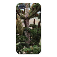 Closeup Picture A Pine Tree Phone Case Iphone 8 / Tough Gloss & Tablet Cases