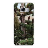 Closeup Picture A Pine Tree Phone Case Samsung S8 Plus / Snap Gloss & Tablet Cases