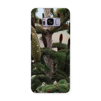 Closeup Picture A Pine Tree Phone Case Samsung S8 Plus / Tough Gloss & Tablet Cases