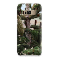 Closeup Picture A Pine Tree Phone Case Samsung S8 / Snap Gloss & Tablet Cases