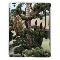 Closeup Picture A Pine Tree Tablet Case Ipad 2 3 4 Phone & Cases