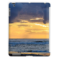 Cloudy Sunset On Sea Shore Tablet Case Ipad 2 3 4 Phone & Cases