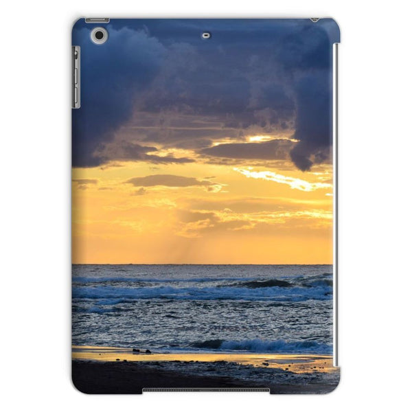 Cloudy Sunset On Sea Shore Tablet Case Ipad Air Phone & Cases