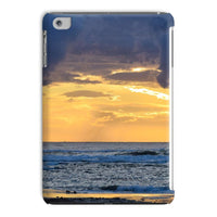 Cloudy Sunset On Sea Shore Tablet Case Ipad Mini 4 Phone & Cases
