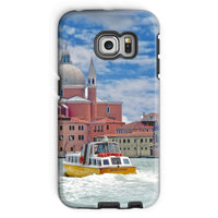 Coast Of Venize Phone Case Galaxy S6 Edge / Tough Gloss & Tablet Cases