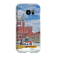 Coast Of Venize Phone Case Galaxy S7 Edge / Snap Gloss & Tablet Cases